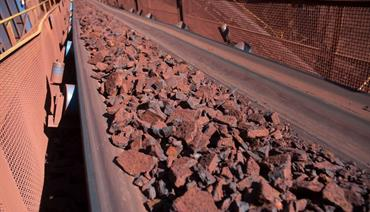 Over 64m tons of iron ore extracted in a year